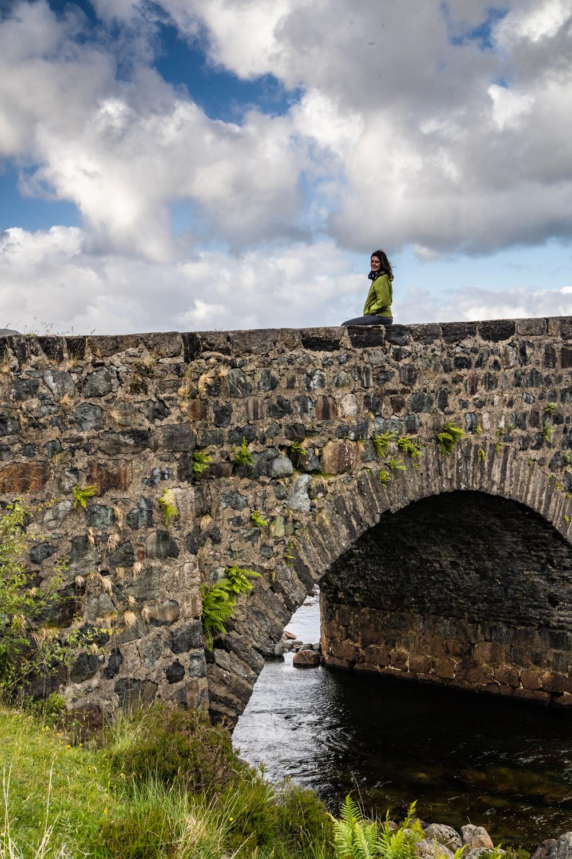 ile de skye, écosse trip, écosse voyage, écosse tourisme, skye island, écosse tourisme, sligachan bridge, pont sligachan
