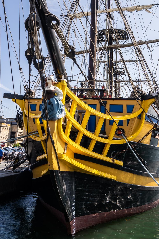 saint-malo, tourisme bretagne, visiter bretagne, visiter saint-malo, idée balade saint-malo, plage bretagne, l'étoile du roy, bateau saint-malo